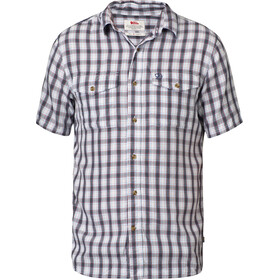 Fjällräven Abisko Cool - T-shirt manches courtes Homme - bleu